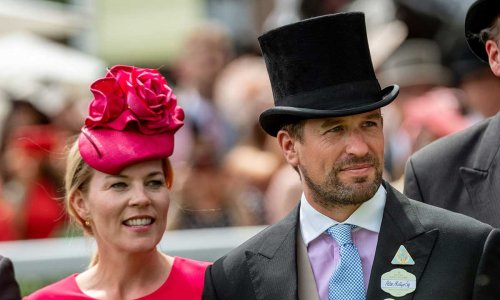 Peter and Autumn Phillips are 'continuing to endeavour to settle divorce case'
