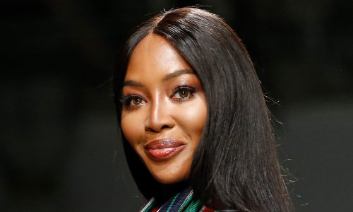 New mom Naomi Campbell celebrates special occasion with star-studded photo
