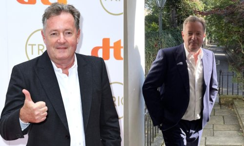 Piers Morgan's otherworldly addition to London home leaves fans astounded