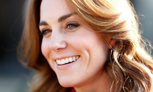 Fans get glimpse of Kate Middleton's elegant at-home hairstyle - and it's stunning