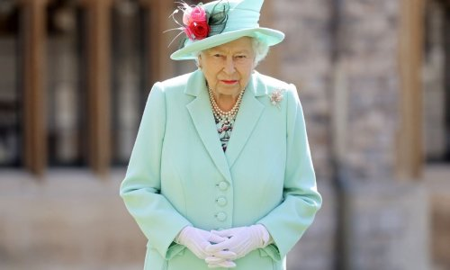 Why the Queen's family won't call her 'Lilibet' anymore