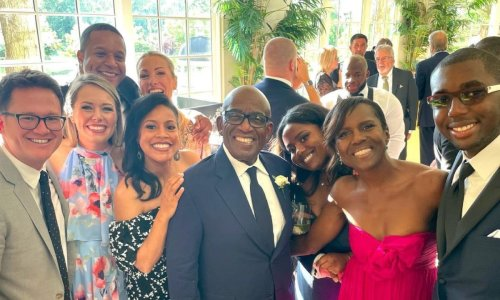 Al Roker's daughter's wedding photo gets fans talking as noticeable person is missing