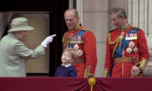 Royals losing their temper in public: The Queen, Kate Middleton, Prince Harry and more
