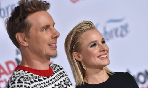 Kristen Bell and Dax Shepard's daughter steals the show with unbelievable rendition of Adele song