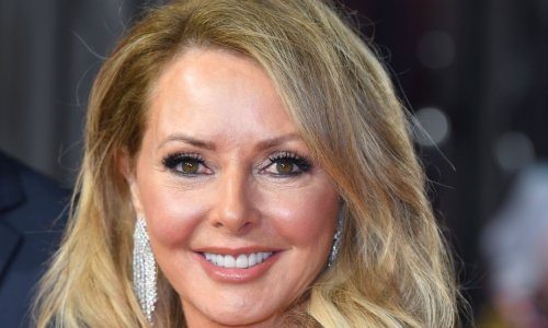 Carol Vorderman stuns fans with jaw-dropping new hair transformation