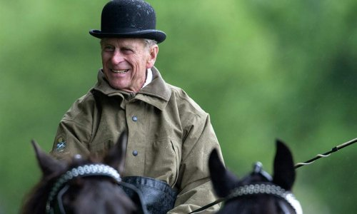 Prince Philip's beloved ponies to make poignant feature at his funeral