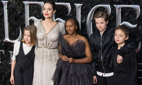 Angelina Jolie reveals incredible news about her future