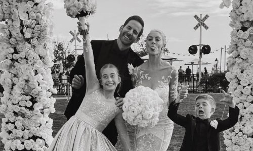 Selling Sunset star Heather Rae Young reveals surprising and heartfelt detail from wedding to Tarek El Moussa