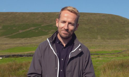 Escape to the Country star Jonnie Irwin opens up on son's surgery