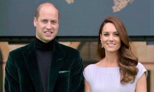 Kate Middleton and Prince William dazzle on green carpet at star-studded Earthshot Prize Awards Ceremony...