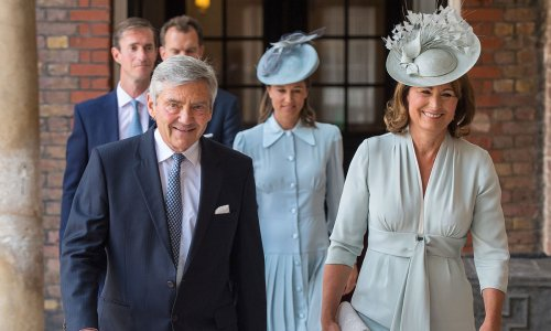 Why Carole and Michael Middleton have two special reasons to celebrate today