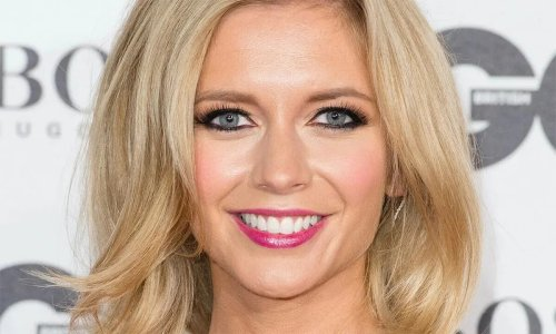 We're dotty for Rachel Riley's latest maternity outfit - and daughter Maven looks adorable, too