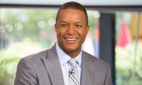 Today star Craig Melvin shares rare glimpse inside family home during proud dad moment