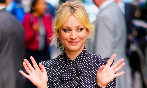 Kaley Cuoco so excited as she shares amazing The Flight Attendant news
