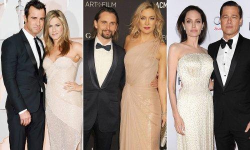 Longest celebrity engagements: Kate Hudson, Jennifer Aniston, more