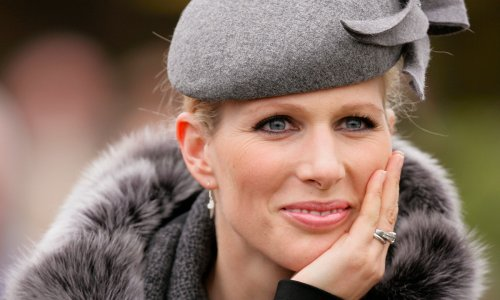 Zara Tindall's £140k engagement ring from Mike had secret Olympics nod