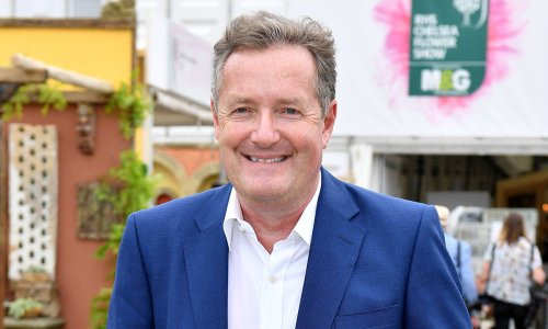 Piers Morgan divides fans with surprising photo of son's transformation