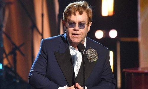 Elton John shares agonising health update that leaves fans in tears