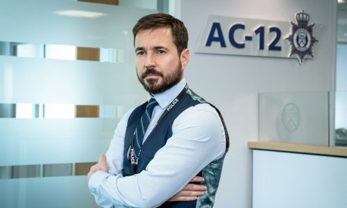 Line of Duty star Martin Compston left confused by surprise ratings news