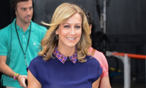 Lara Spencer's daughter is her double in rare family photo