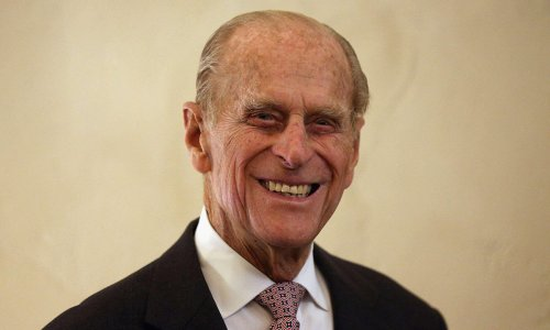Revealed: The simple dessert that Prince Philip adored