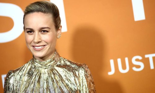 Brie Larson makes fans swoon with the coziest photo in bed