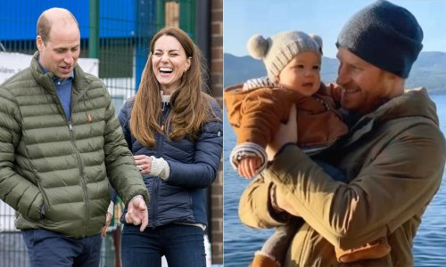 Prince William and Kate celebrate nephew Archie's birthday with sweet post