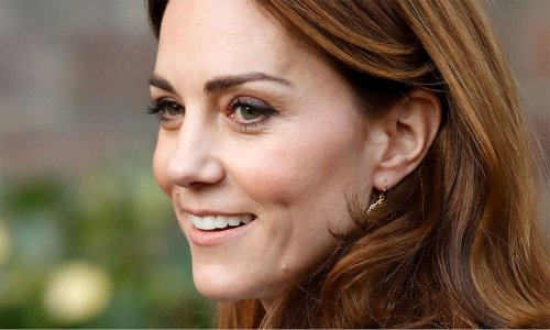 Kate Middleton's sell-out high street dress is back by popular demand