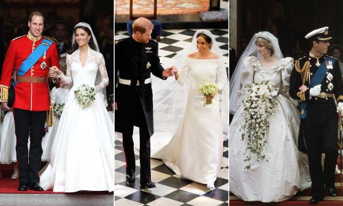 22 unbelievable royal wedding facts: Kate Middleton, Princess Beatrice, Princess Diana and more