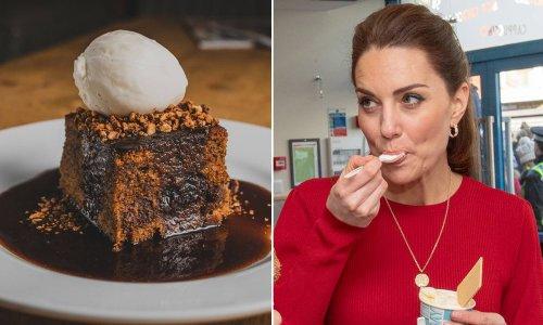Kate Middleton's favourite indulgent dessert revealed – try the royal recipe