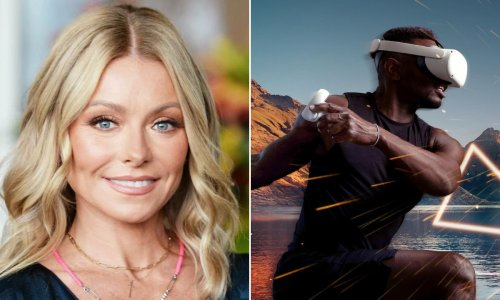 Kelly Ripa's go-to home workout revealed - and it sounds amazing!