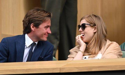 Princess Beatrice's husband Edoardo Mapelli Mozzi celebrates birth of royal baby