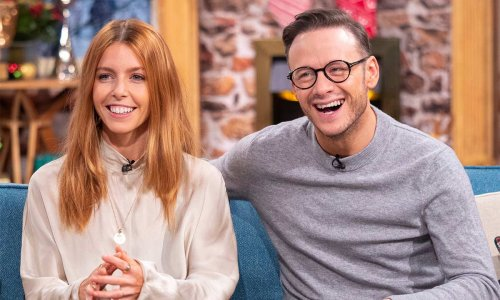 Stacey Dooley reveals stunning wedding celebrations at home with Kevin Clifton