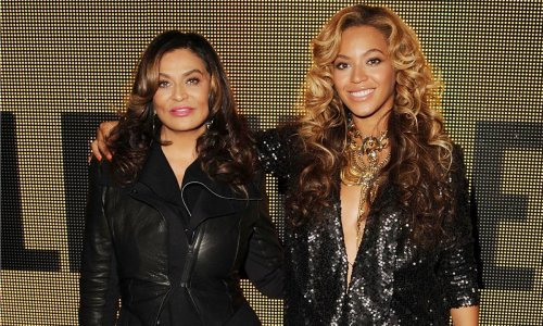 Beyoncé's mother gushes over 'beautiful grandson' in adorable never-before-seen video