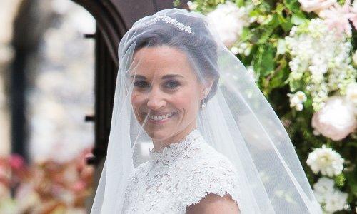 Pippa Middleton's dazzling £250k engagement ring has surprising royal link