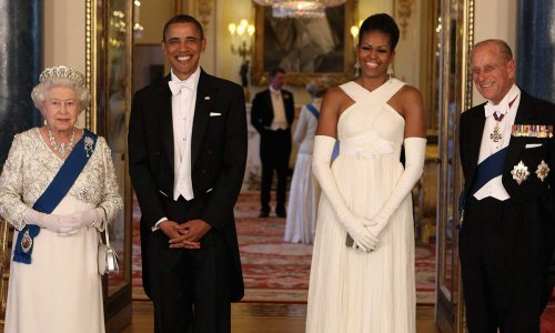 Michelle and Barack Obama pay moving tribute to 'remarkable' Prince Philip
