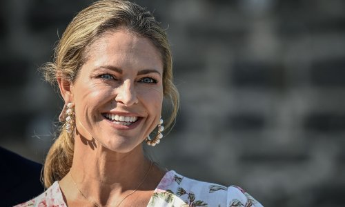 Princess Madeleine and Crown Princess Victoria reunited in sweet family photo