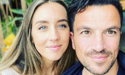 Peter Andre teases 'big family move' with wife Emily