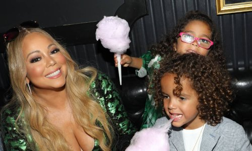 Mariah Carey stuns fans with breathtaking beach photo alongside twins Monroe and Moroccan