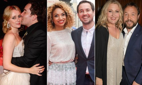 Line of Duty stars' weddings: Inside Martin Compston, Adrian Dunbar & more private nuptials