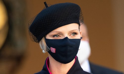 Royal fans send well wishes to Princess Charlene following latest post