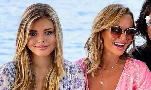 Fans convinced Amanda Holden daughter Lexi is the image of Holly Willoughby