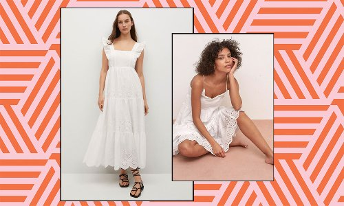 15 best white summer dresses to wear when the sun comes out to play