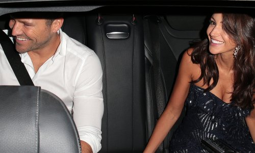 Michelle Keegan wows on a date night with Mark Wright - rocking a 2K handbag