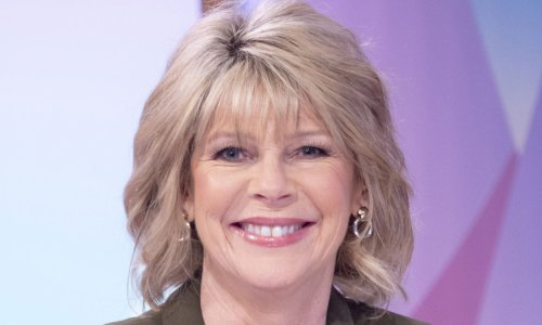 Ruth Langsford's funky M&S blazer is so fashionable right now