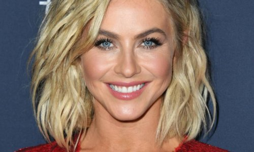 Julianne Hough sunbathes with 'new boyfriend' but it isn't what you think