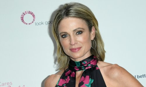 Amy Robach shares emotional family photo as she prepares for big moment