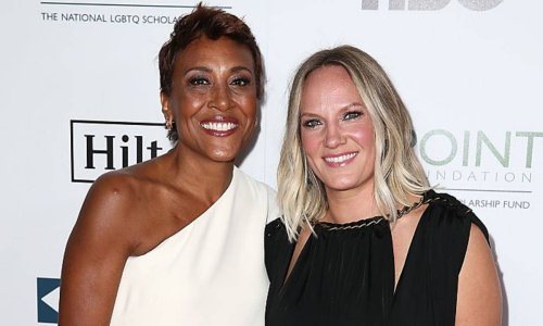 Robin Roberts and partner Amber Laign delighted with exciting news - 'finally'