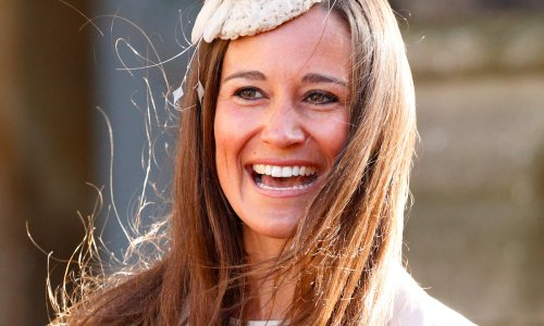 Pippa Middleton looks amazing in Ralph Lauren as she takes stroll with baby daughter