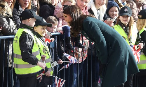Prince William and Kate Middleton's fun day in Sunderland: All the best photos - HELLO! Canada